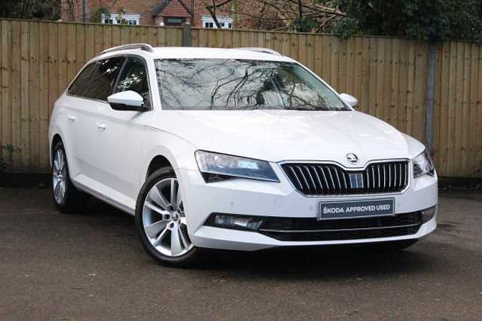 SKODA SUPERB 1.5 TSi SE L Executive DSG