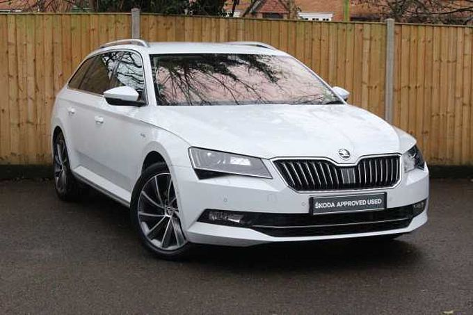 SKODA SUPERB 2.0 TDi Laurin & Klement DSG