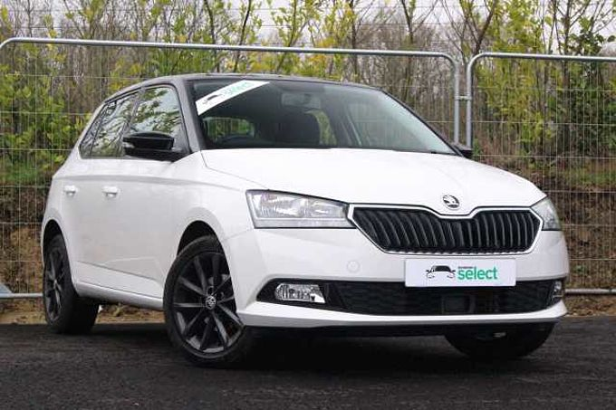 SKODA FABIA Hatch 1.0 MPi Colour Edition