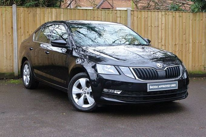 SKODA OCTAVIA 1.6 TDi SE Technology Manual
