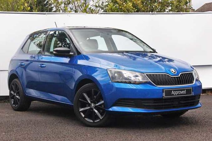 SKODA FABIA Hatch 1.2 TSi Colour Edition Manual