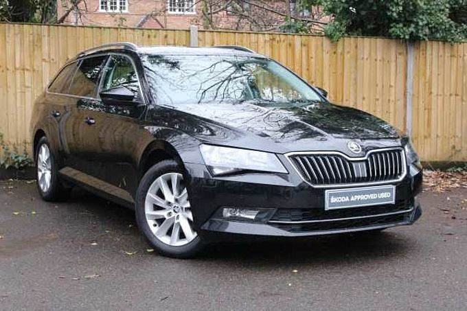 SKODA Superb 2.0 TDI (150ps) SE Technology
